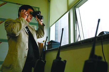 传野调查员工作照片